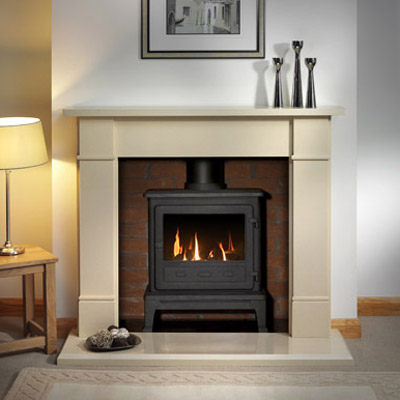 The Firefox 8 Gas Stove – Gallery Fireplace Collection – Lowest