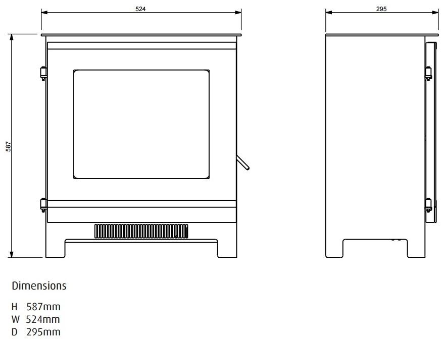 a30629e7936 Electric Stove  Electric Stove Dimensions